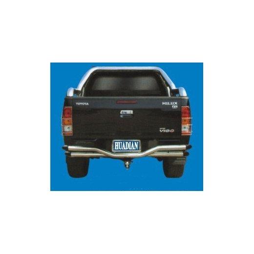 Защита заднего бампера PowerFull (VO-B006 ) для Toyota Hilux
