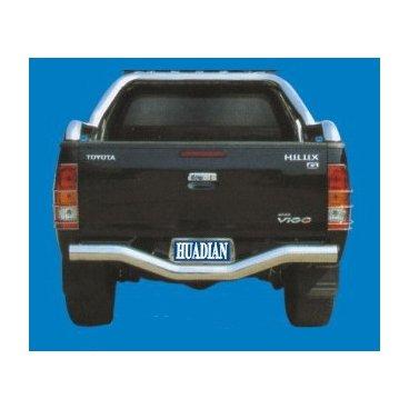 Защита заднего бампера PowerFull (VO-B022) для Toyota Hilux