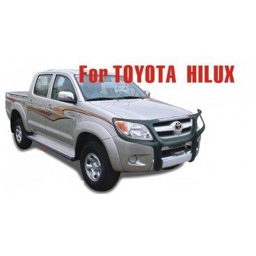 Передняя защита PowerFull (VO-A002) для Toyota Hilux
