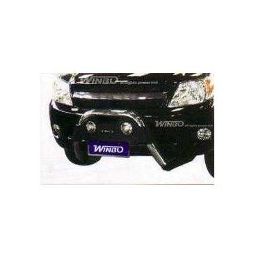Передняя защита Winbo (A093051) для Toyota Hilux