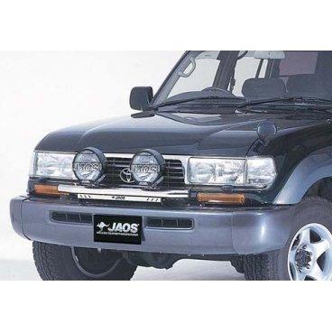 Дуга для дополнительной оптики Jaos Toyota LC80/ Lexus LX450 (89-97)