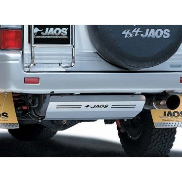 Защита бензобака Jaos Toyota LC90 Prado 3дв. (96-02)