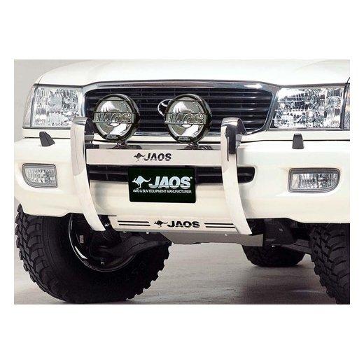 Защита поддона Jaos Toyota LC100/ Lexus LX470 (98+)