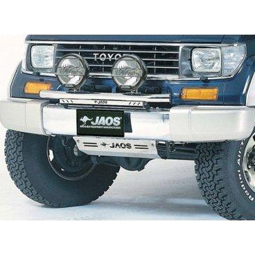 Защита поддона Jaos Toyota LC78 Prado (90-96)