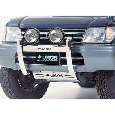 Защита поддона Jaos Toyota LC90 Prado (96-02)