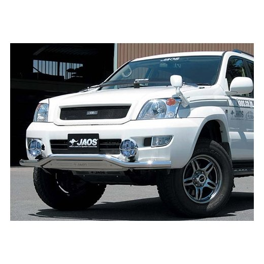 Передняя защита Jaos (B151063) для Toyota LC