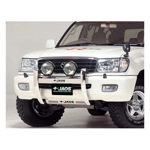 Центральная защита Jaos Toyota LC100/ Lexus LX470 (98-06)