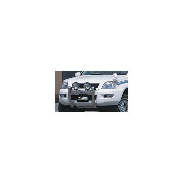 Центральная защита Jaos Toyota LC120 Prado (02+)