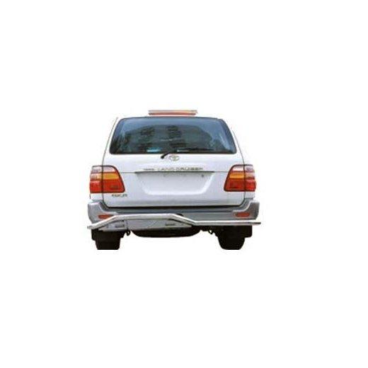 Защита заднего бампера Winbo (D090100) для Toyota LC