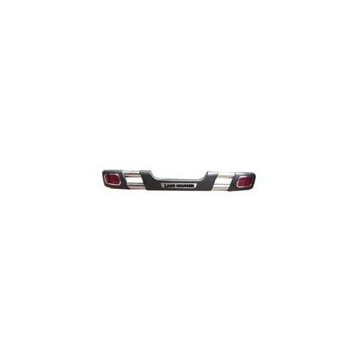 Защита заднего бампера Winbo (D090137) для Toyota LC