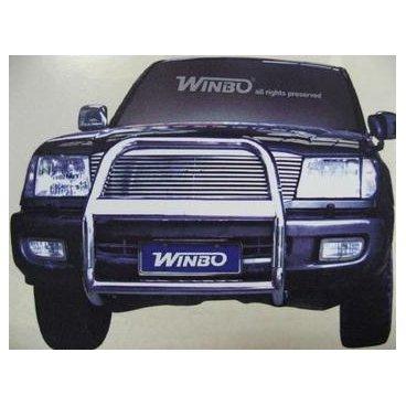 Передняя защита Winbo (A090104) для Toyota LC