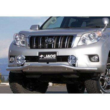 Передняя защита Jaos (B151065) для Toyota Prado LC150