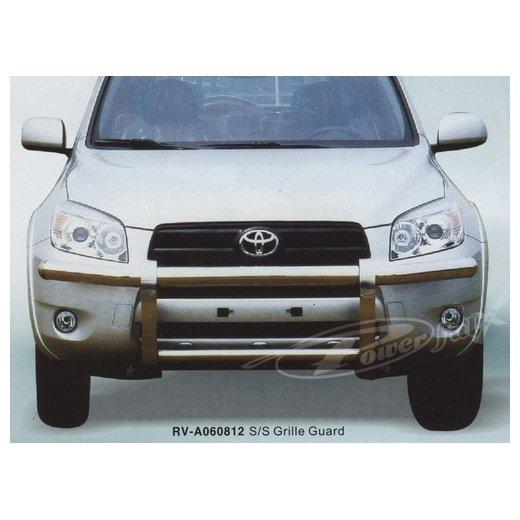Передняя защита PowerFull (RV-A060812) для Toyota RAV4