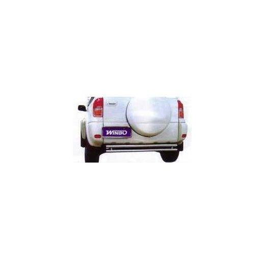 Защита заднего бампера Winbo (D093598) для Toyota RAV4