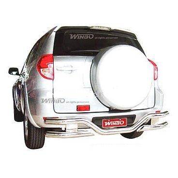 Защита заднего бампера Winbo (D093918) для Toyota RAV4