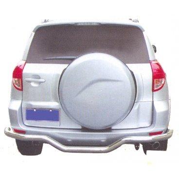 Защита заднего бампера Winbo (D093943) для Toyota RAV4