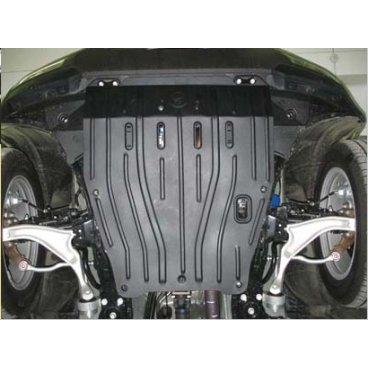 Защита двигателя  Полигон-Авто Acura MDX 3.7 2007 г.+ A