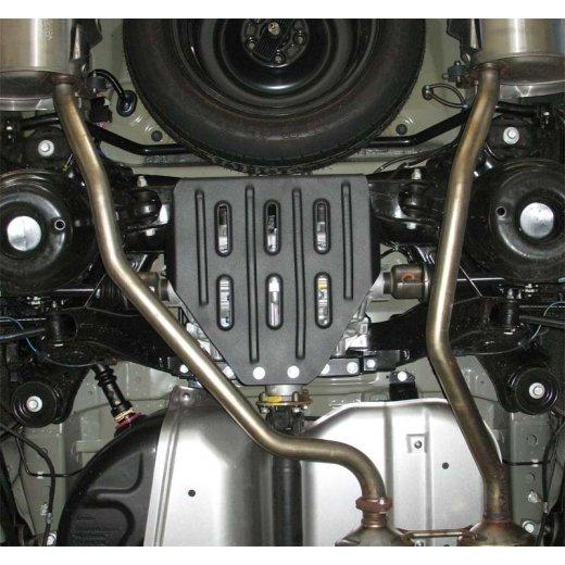Защита двигателя  Полигон-Авто Acura MDX 3.7 2007-2010 г. C