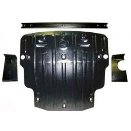 Защита двигателя  Полигон-Авто Alfa Romeo 159 2.4 JTD 2006 г.+ D