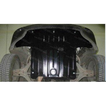 Защита двигателя  Полигон-Авто Audi 80 1.8 1998 г.+ E