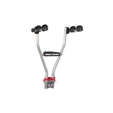 Велокрепление Mont Blanc Quickball+ для двух велосипедов на фаркоп