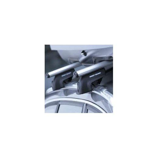 Багажник на интегрированные рейлинги Mont Blanc (3702-3727) Alu