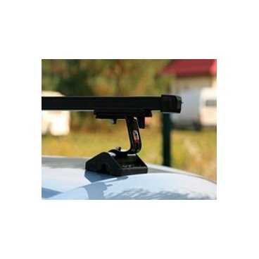 Багажник Amos для авто без водостоков: Dromader VIVARO