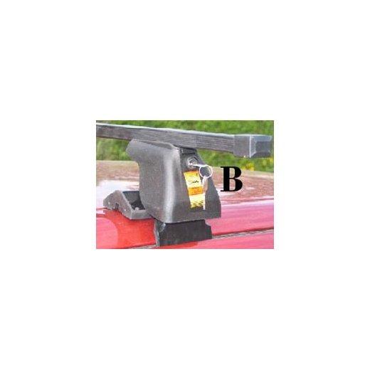 Багажник Amos для авто без водостоков Dromader D-3 Plus