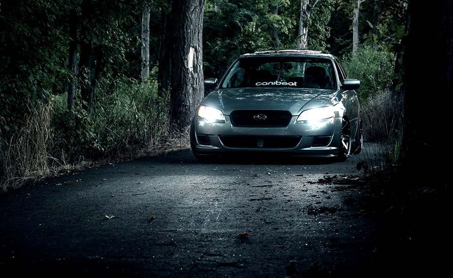 Авто свет передние фары