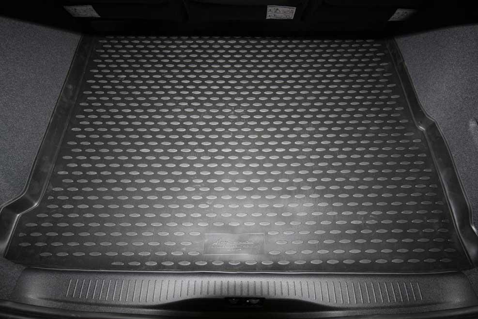 Полиуретановые коврики в багажник
