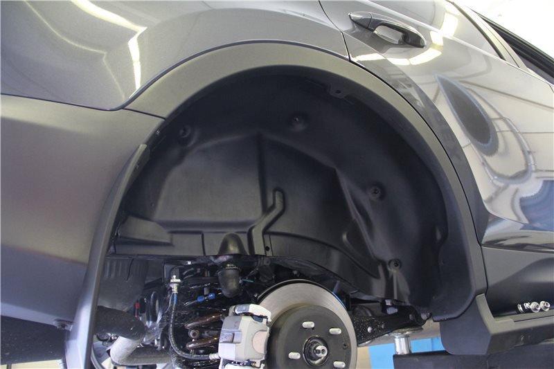 Подкрылки на автомобиль