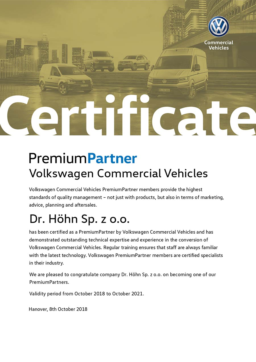 Сертификат RoadRendger